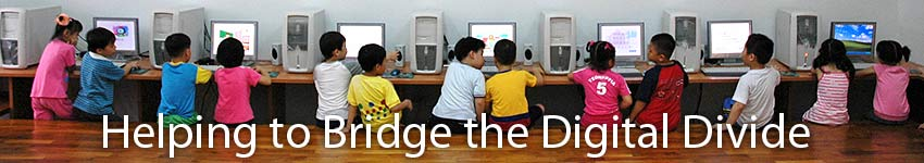 Helping to Bridge the Digital Divide1