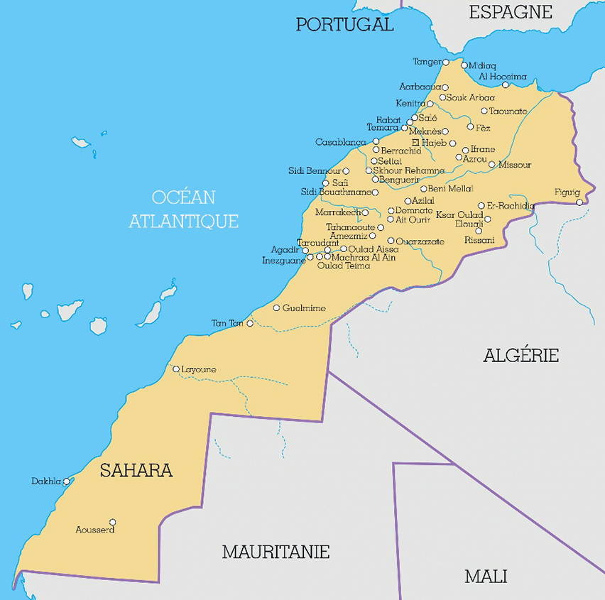 At present, 31 operational labs exist in Morocco, located in different areas and neighborhoods in the 12 regions