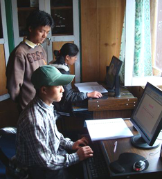 DU Nepal trained over 180 students since the inception. The program ended in the first quarter of 2010.