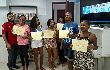 Over 400 students have been trained as of June 2017