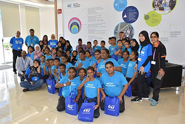 In 2015, the ST Foundation decided to relaunch the DU community, with the precious support of the Indian team, organizing a train the trainers' course in Muar.